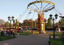 Гагарин Парк в Санкт-Петербурге