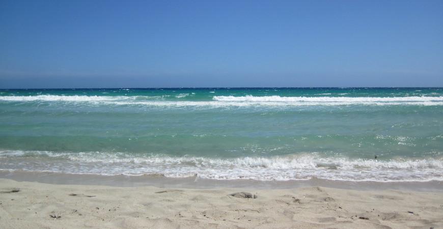 Пляж Микри Ланда на Кипре