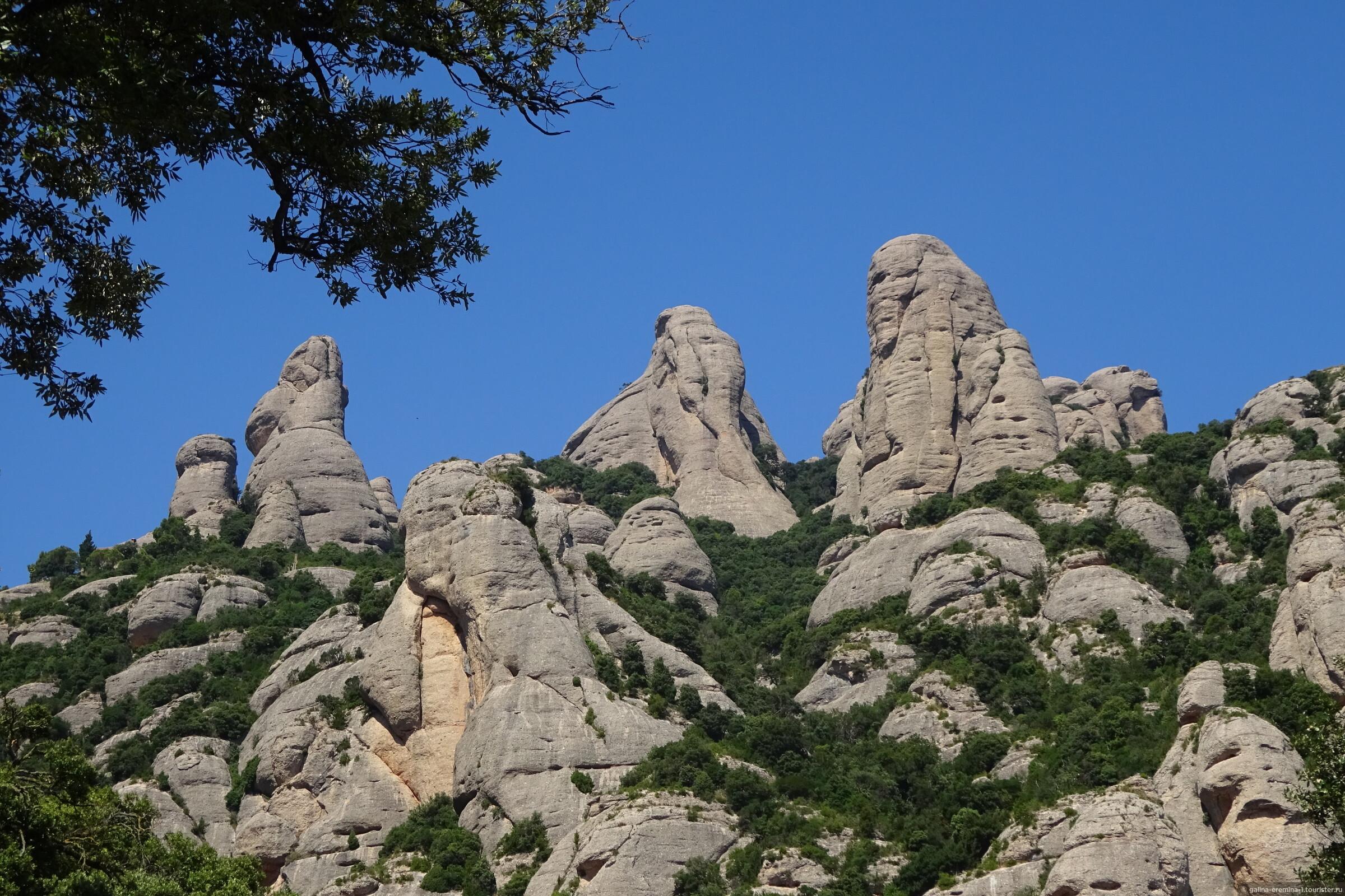 Hola Cataluña! Часть 3-я: экскурсионная. Гора Монсеррат