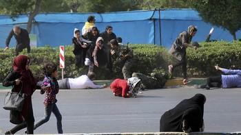 Жертвами теракта в Иране стали 29 человек