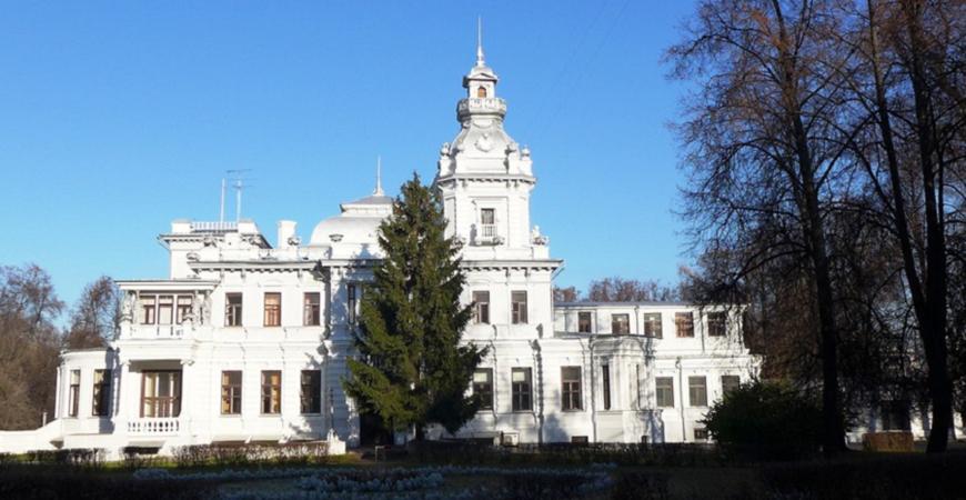 Усадьба Грачевка в Ховрино