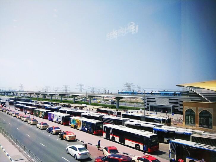Ibn Battuta Bus Station