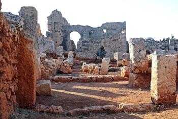 Рядом с Анталией для туристов открыли древний город