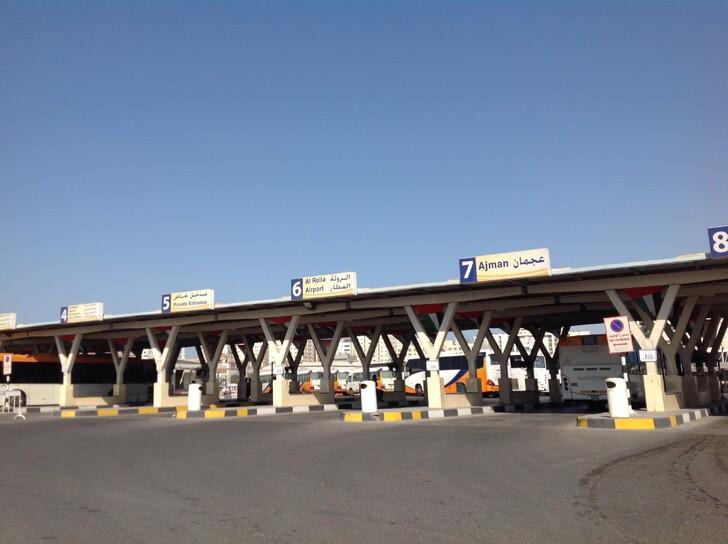 Как добраться из Шарджи в Дубай
