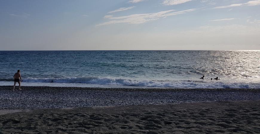 Пляж «Молочный»