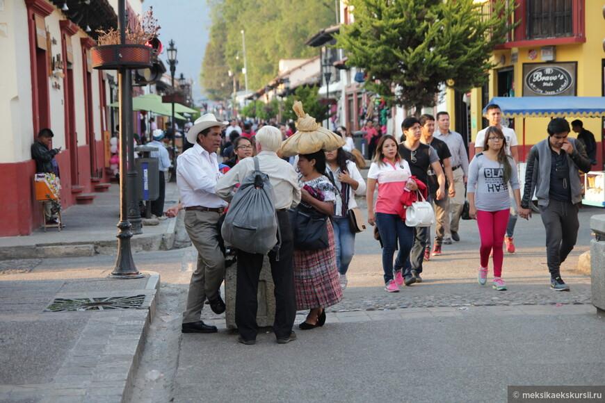 Улицы Сан Кристобаля