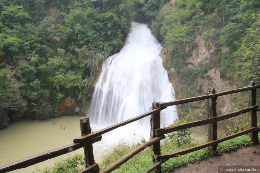 Водопады Чифлон