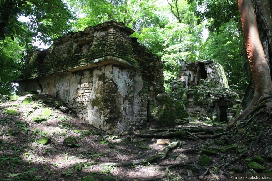 Археолоническая зона Яшчилан