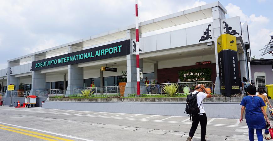 Международный аэропорт Джокьякарты «Адисутджипто»