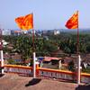 Обзорная площадка храма Марути