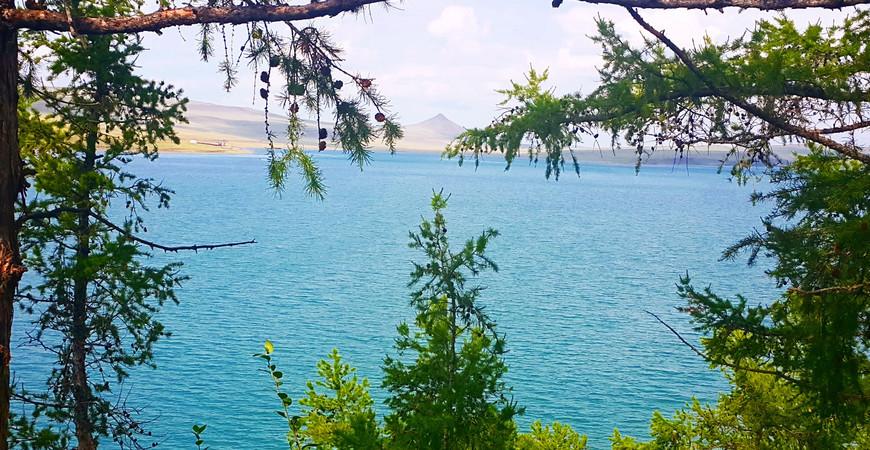 Озеро Беле