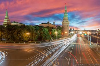 Турпоток из Франции в Москву установил рекорд