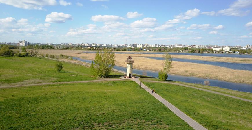 «Птичья гавань» в Омске