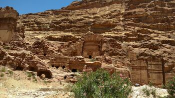 Пустыня Вади Рам (Wadi Rum)