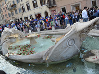 Римские фонтаны — бесплатная красота