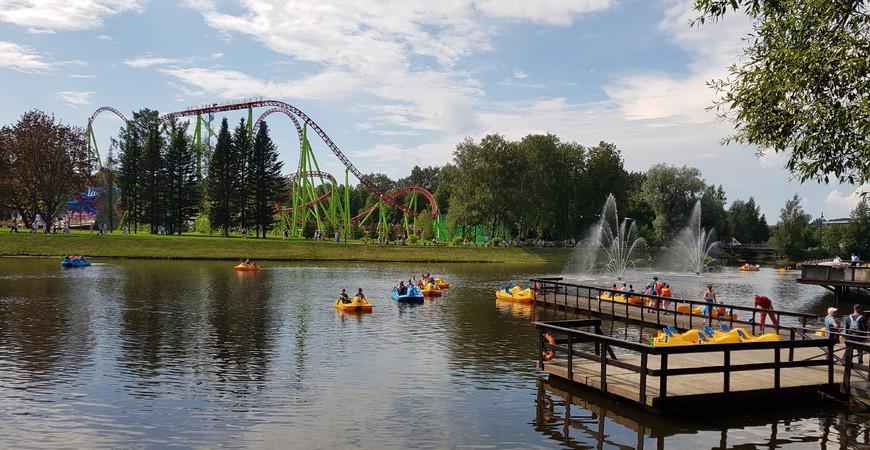 Парк развлечений «Диво-Остров»