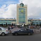Ж/д вокзал Астаны