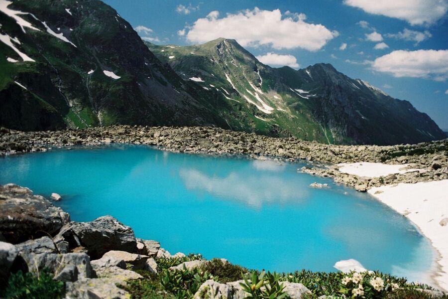 Озеро Верхнее Ачипсто