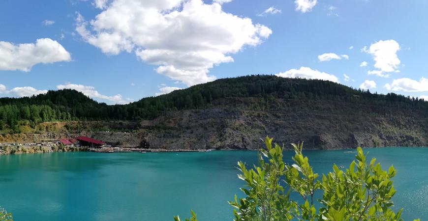 Голубые озера Александровска
