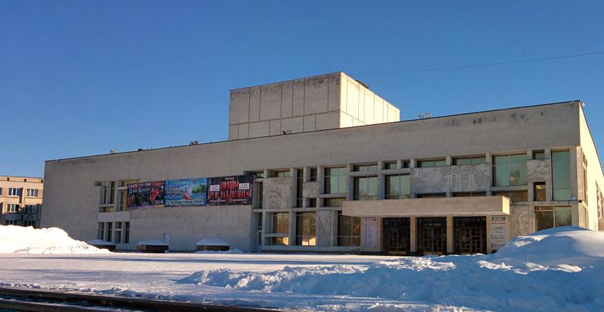 Драмтеатр в Вологде (Вологодский государственный драматический театр)