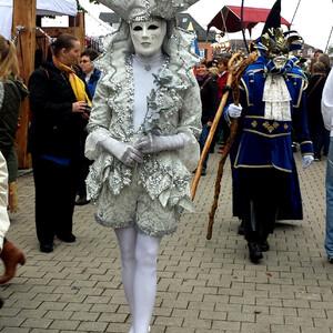 Венецианский карнавал в Людвигсбурге