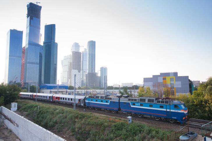 Поезд Москва — Прага