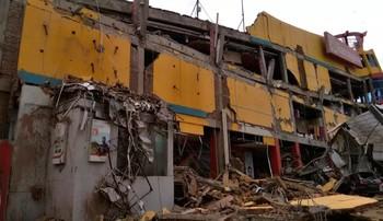 Число жертв землетрясения в Индонезии превысило 1200 человек