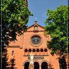 Костел святого Августина в Варшаве