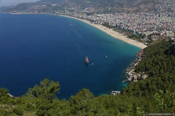 Туры в Турцию подешевели на 30-50%