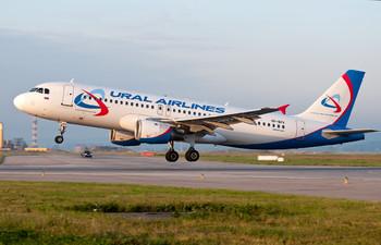 «Уральские авиалинии» отказались от 48 маршрутов