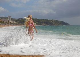 По Каталонии с ветром в волосах...