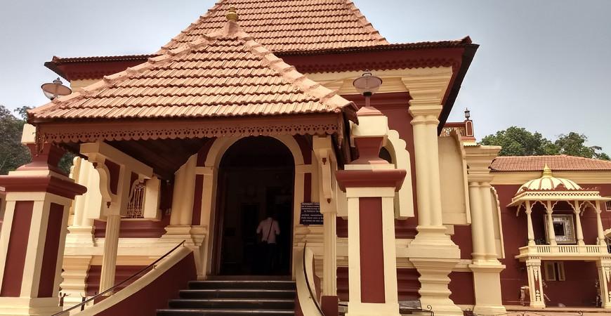 Храм Шри Шантадурга