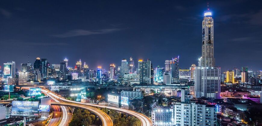 Baiyoke Sky Hotel (Таиланд Бангкок)
