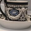 миниатюрная чашечка из веджвудского фарфора