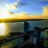 вид с обзорной точки небоскреба Панорамик