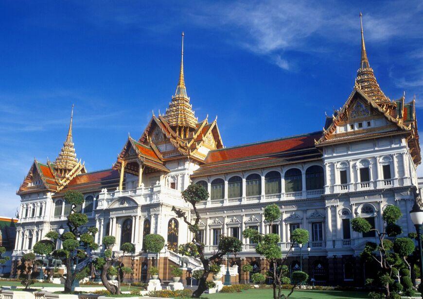 Большой Королевский Дворец в Бангкоке: описание, как добраться