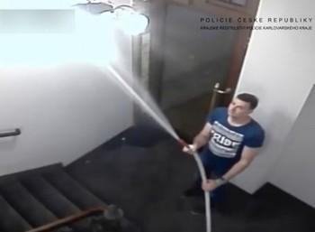 В Чехии российский турист устроил дебош в отеле