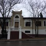 Арт-галерея и историко-этнографический сквер «Форт»