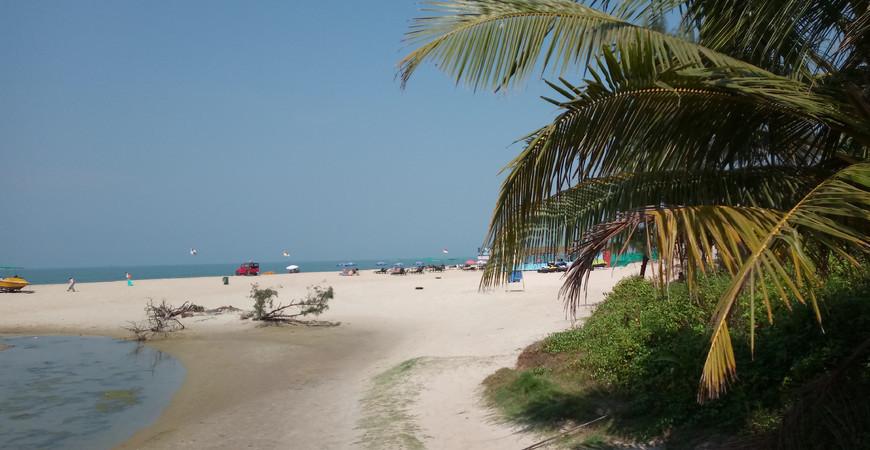 Пляж Маджорда