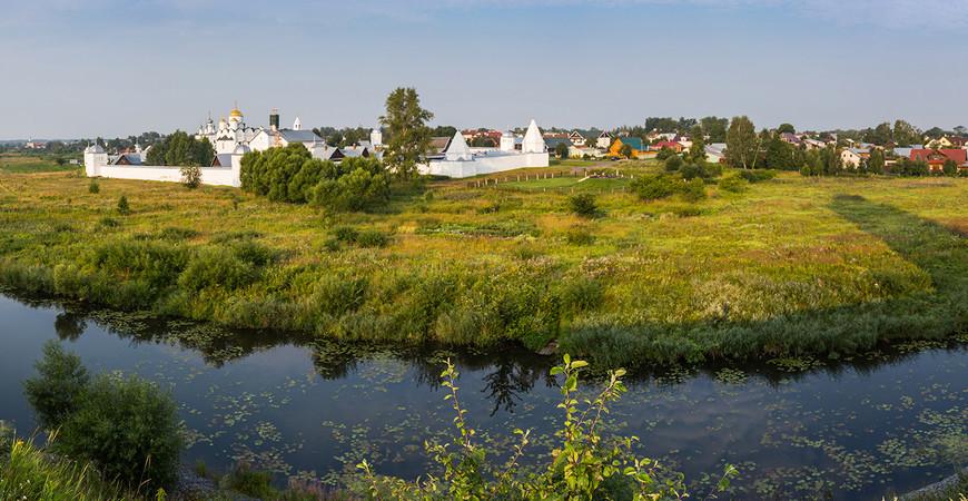Свято-Покровский женский монастырь в Суздале