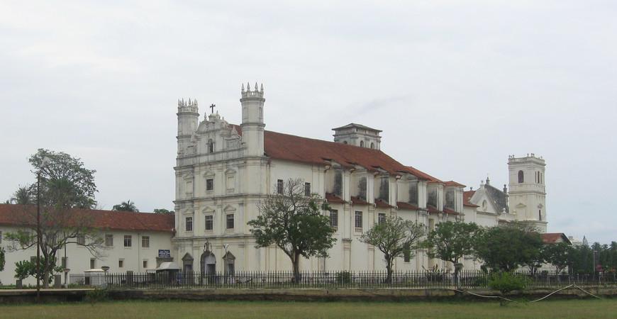 Церковь Франциска Ассизского в Гоа (St. Francis of Assisi church in Goa)