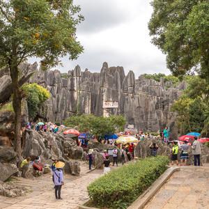 Каменный лес (Юньнань)
