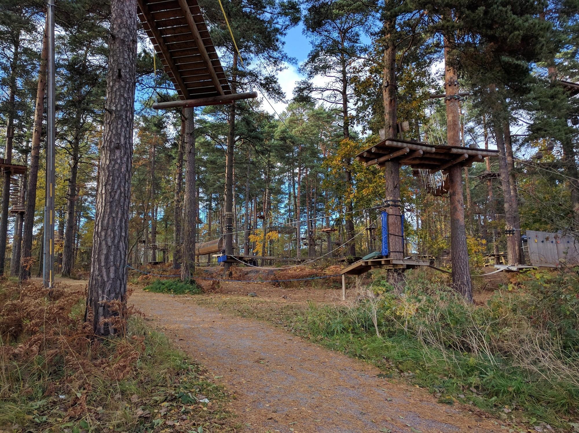 Seikkailupuisto Paloheinä