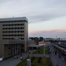 Ж/д вокзал Тюмени