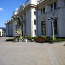 Железнодорожный вокзал Бреста