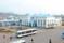 Панорамный вид на территорию автовокзала