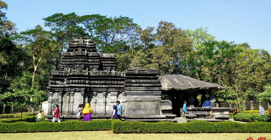 Храм Шри Махадева в Гоа