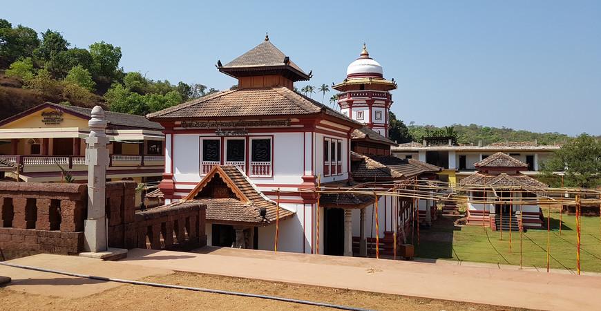 Храм Шри Малликарджуна (Shri Mallikarjuna)