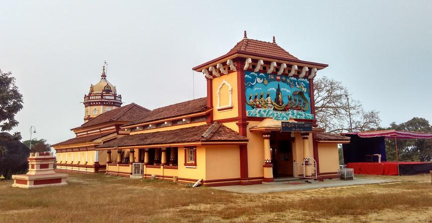 Храм Шри Чандрешвар Бхутнатх (Shri Chandreshwar Bhutnath)