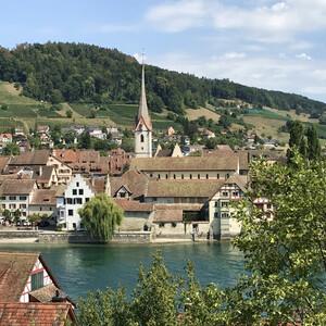 Штайн-ам-Райн: жемчужина Швейцарии